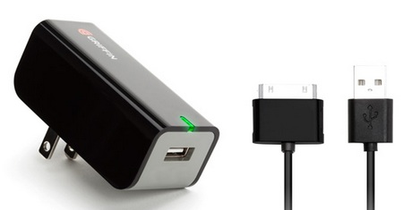 Griffin PowerBlock wall charger ipad, iphone ipod