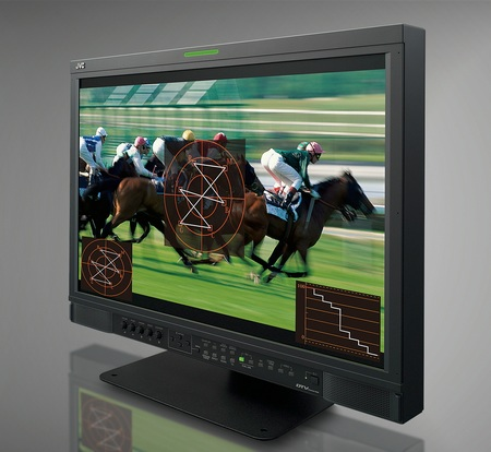 JVC Verite DT-V24G1Z Professional Broadcast LCD Monitor