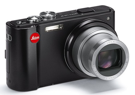 Leica V-Lux 20 Digtial Camera with 12x Zoom and GPS