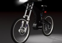 M55 Bike EVO-001 Electric Bike