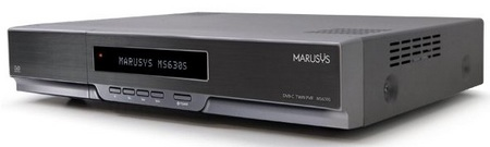 Marusys MS630S and MS850S HD PVR STB with iPhone Streaming