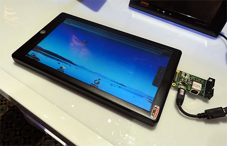 Marvell Moby $99 All-in-one Tablet