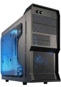 NZXT Vulcan LAN Party Case for Micro-ATX