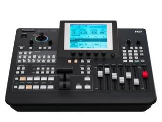 Panasonic AG-HMX100 HD SD Digital AV Mixer