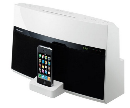 Pioneer XW-NAV1K HTD System with iPod Dock