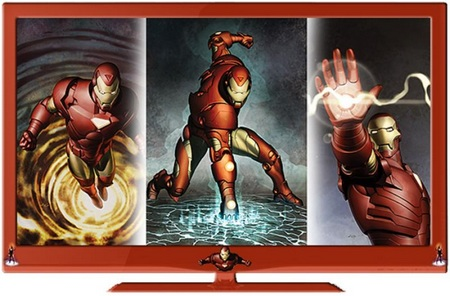 Roundtable Concepts RTC23 Maevel Comic LCD and LED HDTVs