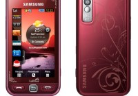 Samsung Star S5230 La Fleur Edition