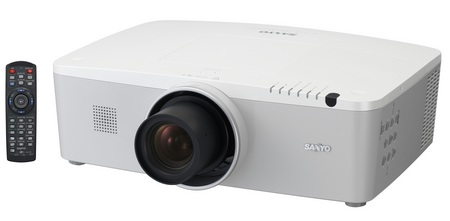 Sanyo PLC-WM5500 and PLC-WM4500 Projectors