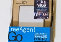 Seagate FreeAgent Go Hard Drive to have Paramount movies pre-loaded