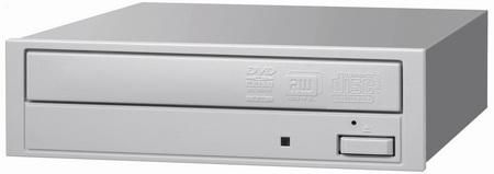 Sony AD-7260S Half-height Internal 24X DVD Writer White
