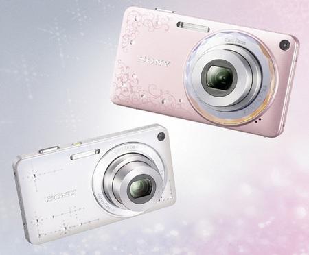 Sony Cyber-shot DSC-W350D Camera for Women