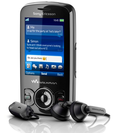 Sony Ericsson Spiro Walkman Phone