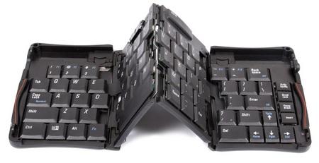 Thanko USMINKBK Foldable USB Keyboard