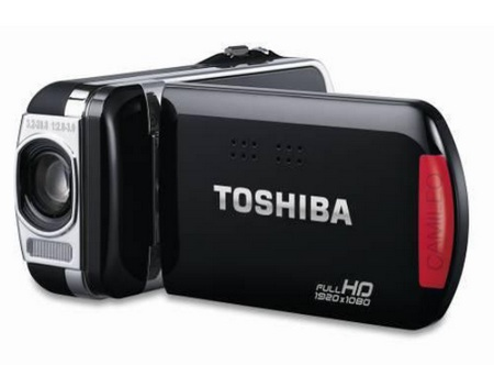 Toshiba Camileo SX900 Full HD Camcorder