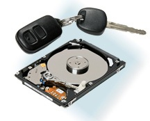 Toshiba MK2060GSC 200GB Automotive-grade Hard Drive