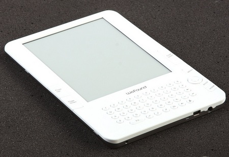 WeFound F630 E-book Reader with TD-SCDMA 3G
