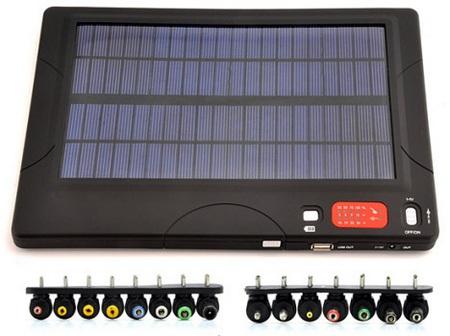 20,000mAh High Capacity Solar Battery