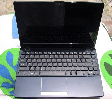 Asus Eee PC 1215 ION 2 Netbook Spotted