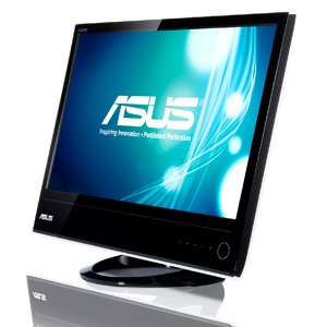 Asus VG236 and PG276 3D Full HD LCD Monitors
