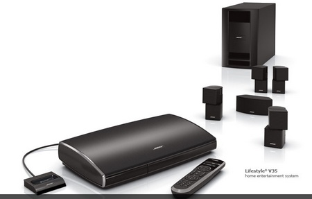 Bose Lifestyle V35 Home entertainment system