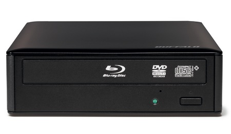 Buffalo BR3D-12U3 USB 3.0 Blu-ray 3D-capable Burner
