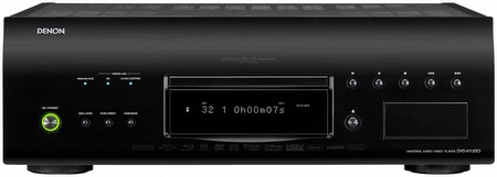 Denon DVD-A1UDCI Universal Blu-ray Players with Control4