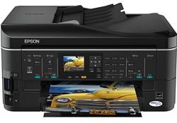Epson Stylus SX620FW 4-in-1 Printer with WiFi