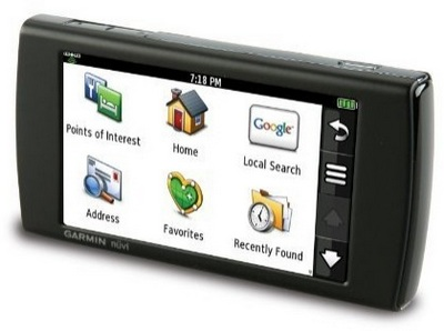 Garmin nuvi 295W GPS Device with WiFi and Camera