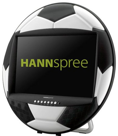 HANNSpree HANNSsoccer 28-inch LCD HDTV