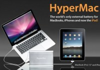 HyperMac External Battery now works with iPad