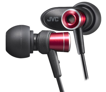JVC HP-FXC51 In-ear Headphones
