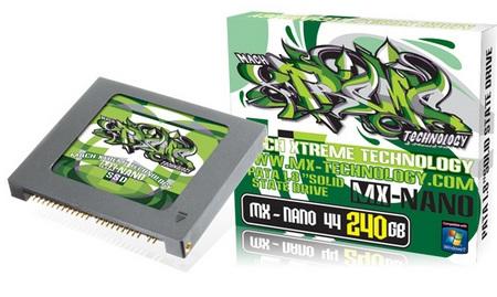 Mach Extreme MX-Nano Series PATA 44-pin SSDs