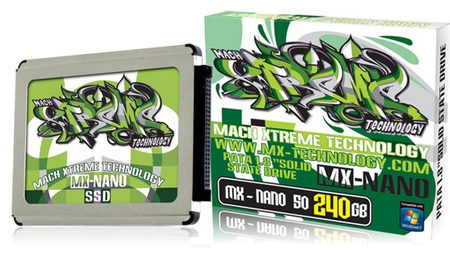 Mach Extreme MX-Nano Series PATA 50-pin SSDs