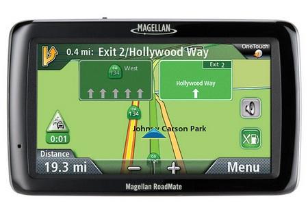 Magellan 2010 RoadMate GPS Device Lineup