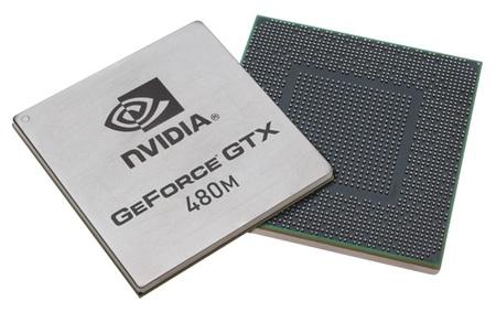 NVIDIA GeForce GTX480M - World's Fastest Notebook GPU