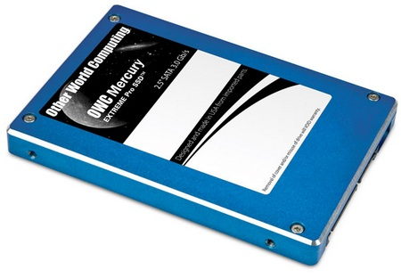OWC Mercury Extreme Pro SSD with up to 480GB Capacity