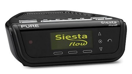 PURE Siesta Flow Internet FM radio