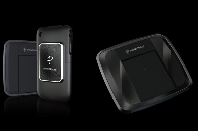 Powermat Wireless Charging System for iPhone