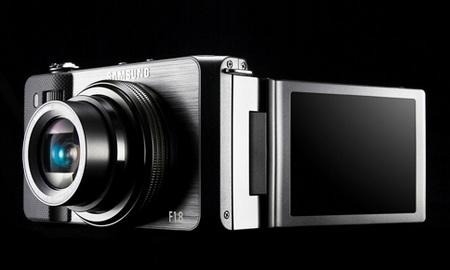 Samsung TL500  EX1 Camera released in Korea