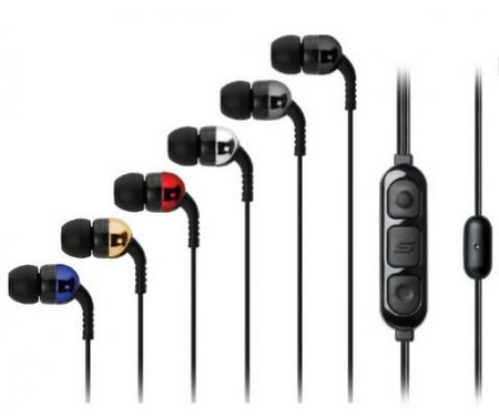 Scosche IDR355md in-ear Headphones