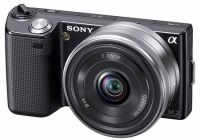 Sony NEX-5 Ultra-Compact DSLRs with interchangeable lenses