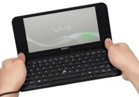 Sony VAIO P Series gets updated, adds trackpad and accelerometer trackpad