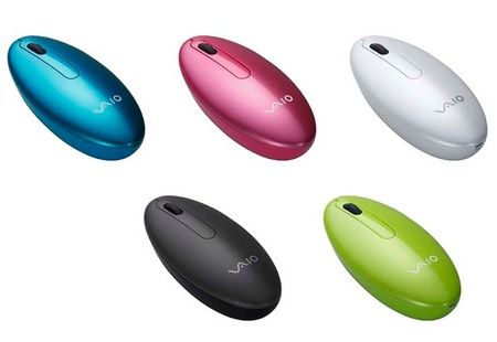 Sony VGP-BMS20 Bluetooth Laser Mouse