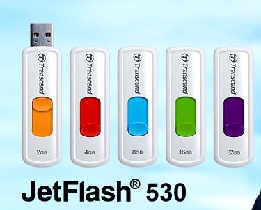 Transcend JetFlash 530 USB Flash Drive