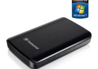 Transcend StoreJet 25D2 Portable Hard Drive