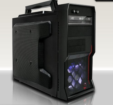 iBuyPower LAN Warrior II Gaming PC
