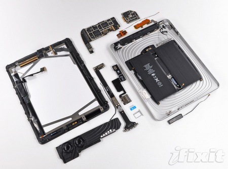 iPad 3G Released and Disassembled