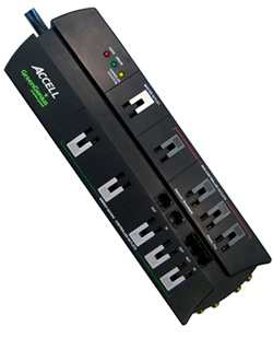 Accell GreenGenius Smart Surge Protectors