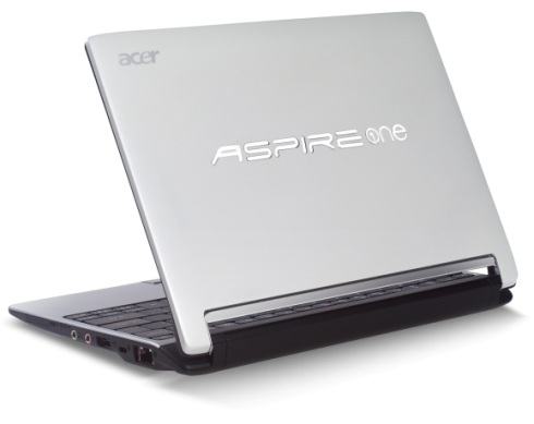 Acer Aspire One D260 Android Windows 7 dual-boot notebook
