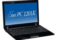 Asus Eee PC 1201K Seashell with AMD Geode CPU